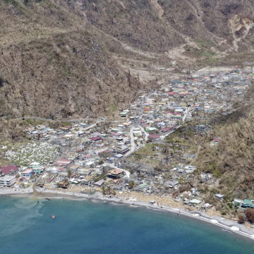 Soufriere After Hurricane Maria.