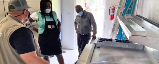 REZDM – Soufriere Primary School Kitchen