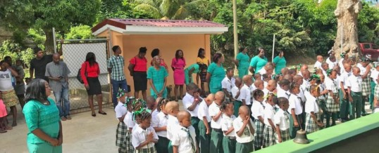 New, Resilient Soufriere Primary School Now Open!